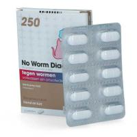 No Worm Diacur 250 Mg 10 Tabl