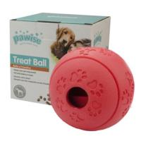 Rubber Treat Ball 11cm